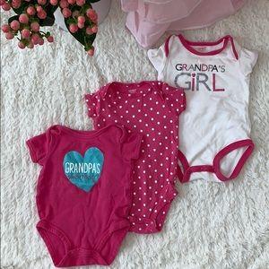 Carters Baby Onesies Bundle 🌟🌟